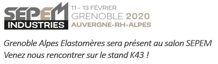 GAE sera au salon du SEPEM à Grenoble !